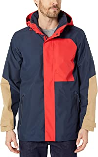 Jack Wolfskin 365 Exposure Jacket 男士再生防水防雨夹克