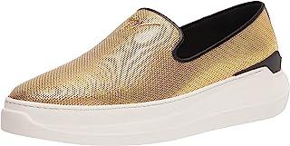 Giuseppe Zanotti 男式橡胶鞋底乐福鞋