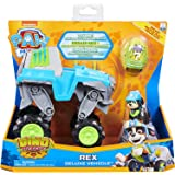 Paw Patrol 狗狗巡逻队 - 6059329 - 儿童玩具游戏 - 车辆 + 豪华雷克斯恐龙救援人偶