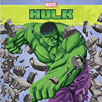 Hulk: Two-Books-In-One With Over 50 Stickers (Marvel Storybo…