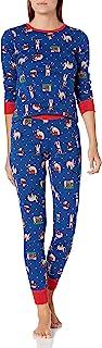 Amazon Essentials 女士贴身针织睡衣套装