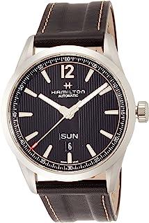 [HAMILTON]HAMILTON 手表 BROADWAY(百老重量) DAY DATE AUTO 机械式自动上弦 H43515735 男士 【正规进口商品】