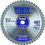 欧文工具金属切割圆形锯片,7 1/4 英寸(约 19.1 厘米),48T (4935555)