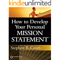 How to Develop Your Personal Mission Statement (English Edit…