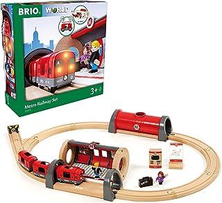 BRIO World - 地铁套装