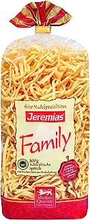 Jeremias 施瓦本甜点 g.A. (受保护的地理说明),家庭新鲜面,4袋(4 x 500克/袋)