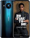 Nokia 諾基亞 8.3 5G 6.81 英寸 Android 英國 SIM 智能手機,5G 連接 - 6 GB RAM 和 64 GB 存儲(單一 SIM 卡) - Polar Night