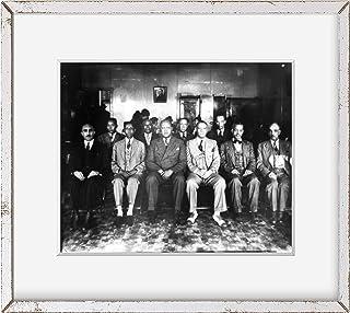 INFINITE PHOTOGRAPHS 1925 照片: 睡车工兄弟成员 国家板会议 海报墙壁艺术装饰