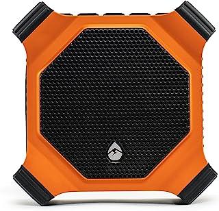 ECOXGEAR EcoDrift 坚固防水无线蓝牙音箱,带集成 Siri & Google 语音控制GDI-EXDRFT200 橙色