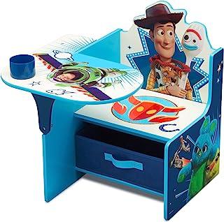 Delta 儿童椅子书桌带储物箱 Toy Story 4 标准