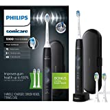 Philips Sonicare ProtectiveClean 5300 可充电电动牙刷,黑色 HX6423/34