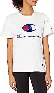 Champion 女士 Century SS T恤