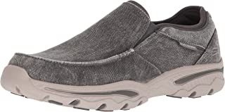Skechers Relaxed Fit-Creston-Moseco 男士莫卡辛鞋