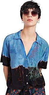 Desigual 女式短袖衬衫