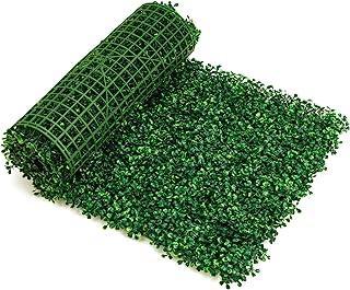 人造箱木面板 Topiary 绿篱植物,LIFEFAIR 12 件 50.80 厘米 x 50.80 厘米隐私绿篱屏幕 防紫外线 适合户外、室内、花园、栅栏、后院和装饰(12 件)