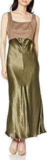 FRED IDIY 绒面组合喇叭裙 FWFO202067 女士