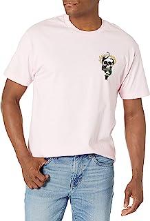 Powell Peralta 短袖 T 恤, 浅粉色, Large
