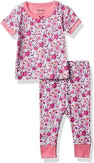 Hatley 婴儿女童*棉短袖睡衣套装