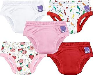 Bambino Mio 5TP18-24 SPR Bambino Mio,花盆训练裤,全浆果,18-24个月,5件装,多色 335克