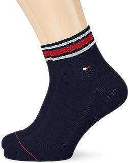 TOMMY HILFIGER 男式袜子2双装