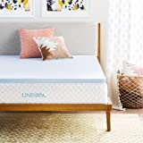 Linenspa 2 英寸凝胶*泡沫床垫 两个 XL LS20TX30GT