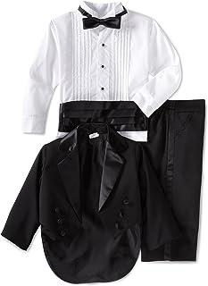 Joey Couture Little Boys' Little Tuxedo Tail Suit