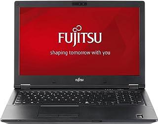Fujitsu Lifebook E448 14 英寸笔记本电脑 - (黑色)(英特尔酷睿i5-7200U 处理器,4 GB 内存,256 GB SDD,HD 620 显卡,Windows 10 Pro)