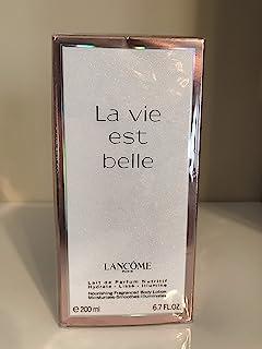 Lancome La Vie Est Belle 身体乳液 6.7 盎司