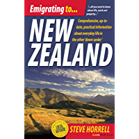 Emigrating To New Zealand (English Edition)
