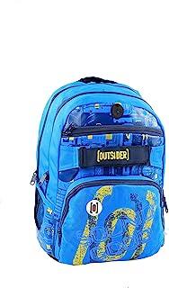 Jacob & Co. 背包外侧书包,42 厘米,蓝色