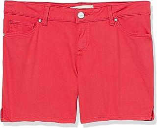 SLINK Jeans 女士加大尺码下摆短裤