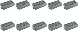 ROBERTSON 5P20145 PSM226CQMVDWCEST Bulk-Pak 10 荧光电子镇流器,适用于 2 CFQ26W/G24q CFL 灯,程序启动,120-277Vac,50-60Hz,普通镇流器因子 HPF