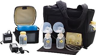 Medela美德乐时尚高级泵奶器 便携袋套装