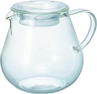 HARIO (哈里欧) 玻璃杯 (带盖) 700ml GS-70-T