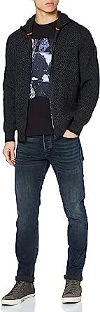 BOSS 休闲男式Taber Bc-c 直筒牛仔裤