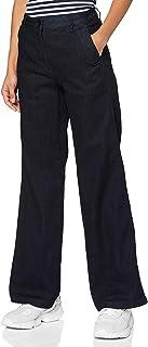G-STAR RAW 女士 Bronson 高腰阔腿裤 7/8 长裤