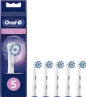 Oral-B 欧乐B 敏感清洁刷头,超薄刷毛技术,温和清洁 5Stück