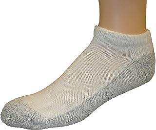 Cushees 厚款迷你袜,灰色底部 3 双装 (162)