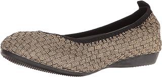 Bernie Mev Curlies Plain 女士平底鞋
