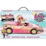 L.O.L. Surprise! 开私家跑车的娃娃,带泳池, 舞蹈地板等