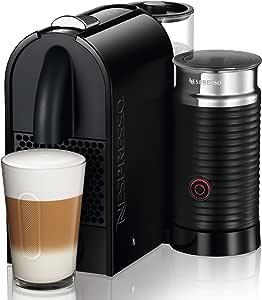 DeLonghi 德龙 Nespresso EN 210 BAE 胶囊机器咖啡机 U Milk(1700瓦)黑色