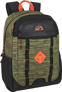 Trail maker 战术迷彩背包 适合男孩、女孩、男士、女式上学和旅行 暗*(Hunter) X-Large