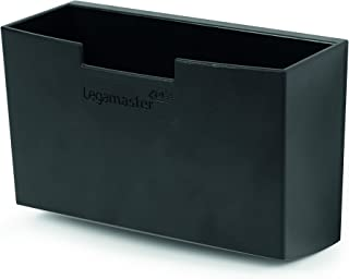 Legamaster 7-122700 配件支架,适用于玻璃板,磁性,9.8 x 15.8 x 6.9厘米,黑色