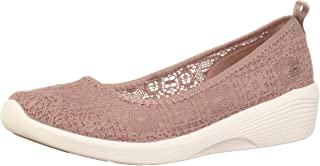 Skechers Arya Airy Days 女士一脚蹬 Skimmer 运动鞋