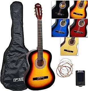3rd Avenue 吉他 原木色STX20CSBPK Packung 3/4 Size
