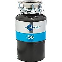 InSinkErator 77970H 型号 56 食品废弃物带空气开关-黑色