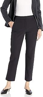 Rebecca Taylor 女士七分西装裤,燕尾服条纹细节