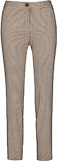 Gerry Weber 女士长裤,简约格子,经典版型