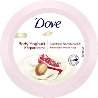 Dove 多芬 Body Yoghurt 酸奶体乳 带有石榴和乳木果油香气,250ml