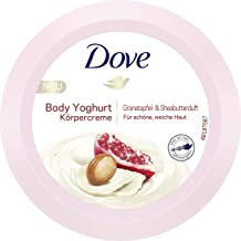 Dove 多芬 Body Yoghurt 酸奶體乳 帶有石榴和乳木果油香氣,250ml